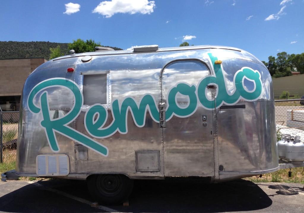 Travel Trailer Rental For Corporate Branding In California